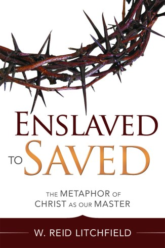 enslaved to saved book review via wit and travesty