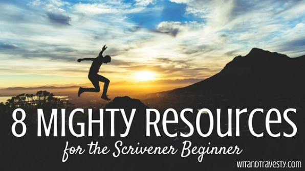 8 Mighty Resources for Scrivener