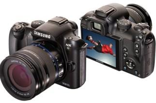 Samsung NX10 Hybrid Digital Camera Review