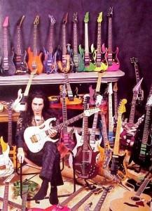 guitarsSteveVai