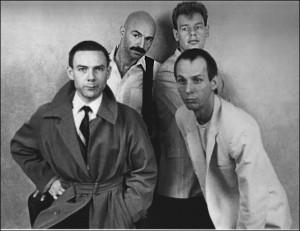 King Crimson in 1981.