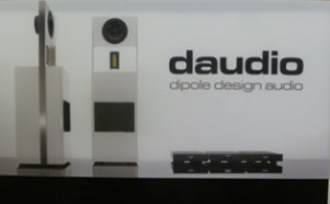 Daudio speakers