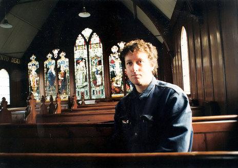 David Kilgour of the Clean