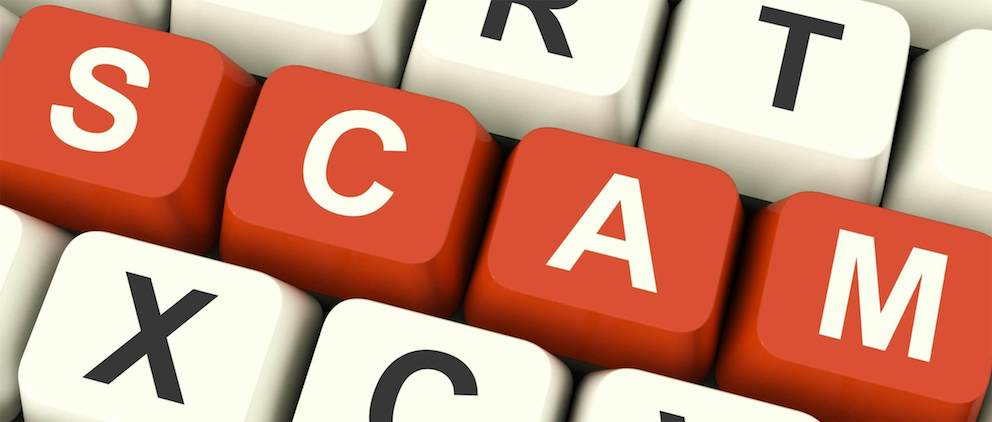 The Art Of The Online Scam - witchdoctor co nz