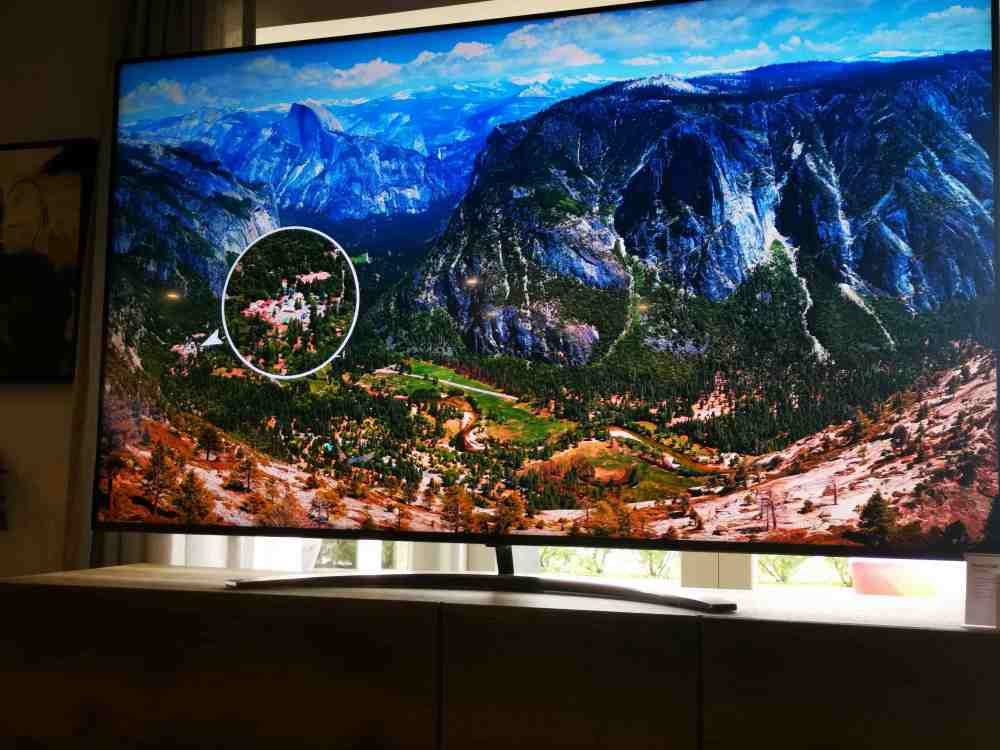 LG 8K TV review