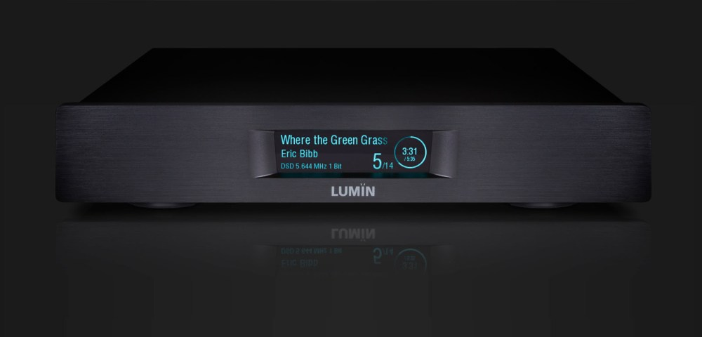 Lumin D2 Network Music Player review