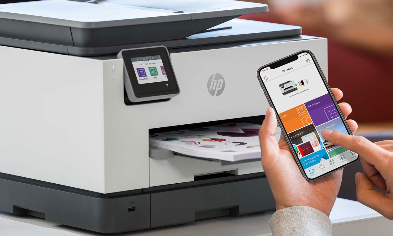 HP 9020 OfficeJet Pro Printer REVIEW - witchdoctor co nz