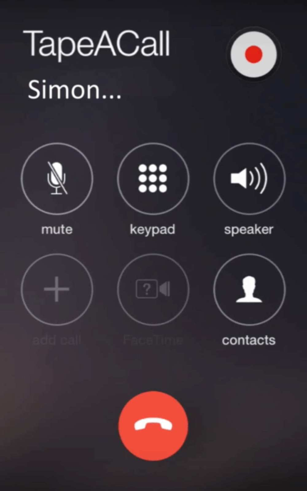 recorded phone calls tell all..