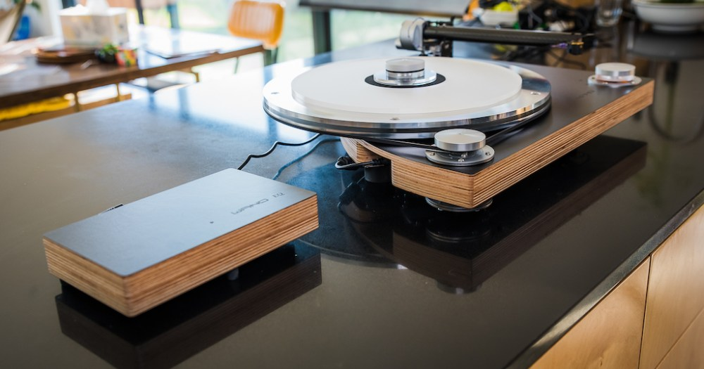 The Wand 14-4 Turntable review