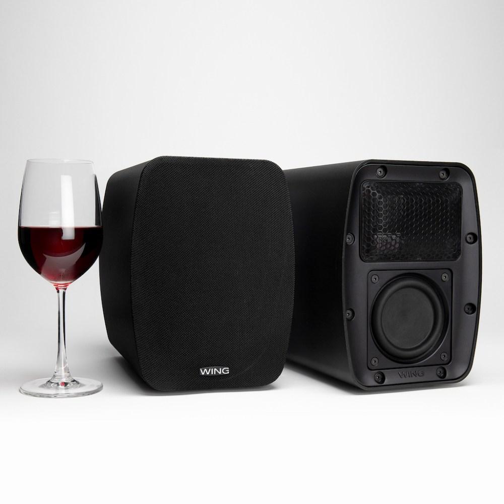 Wing zero speaker review