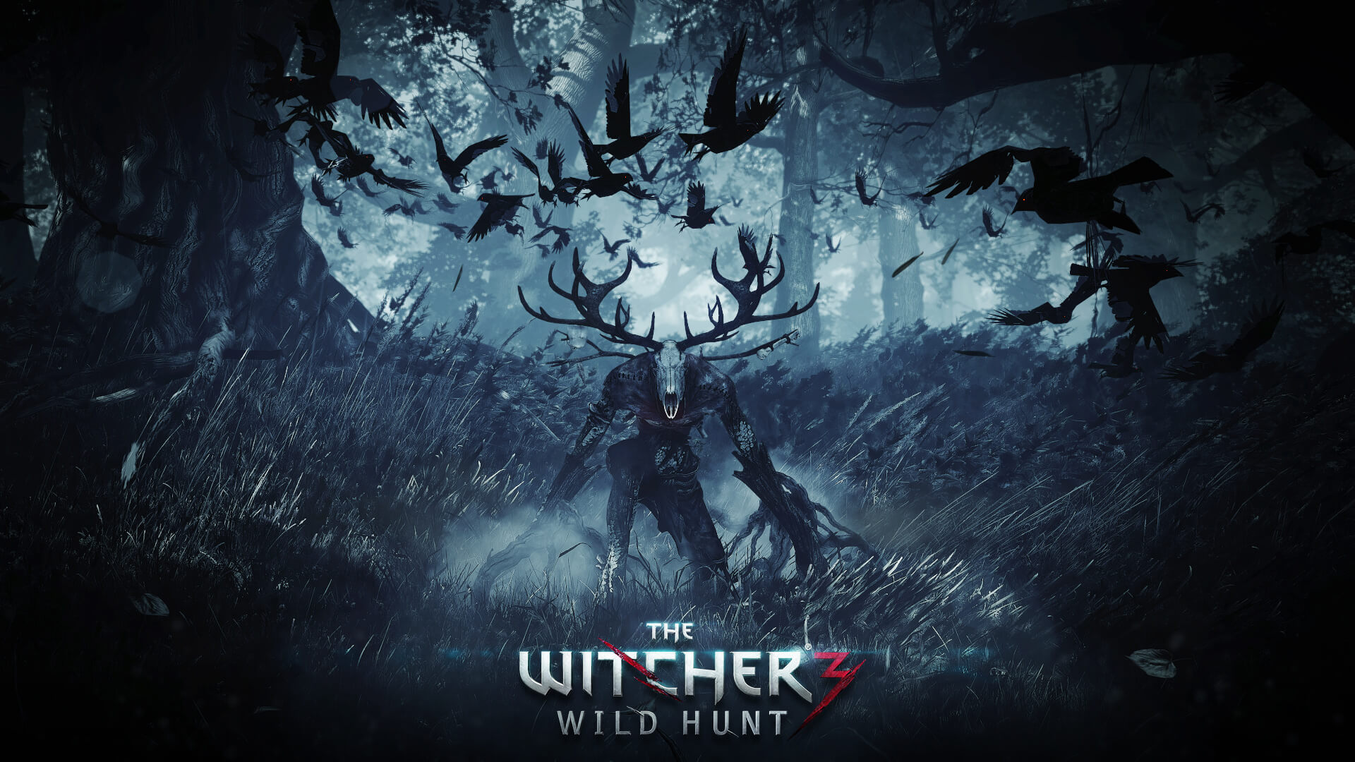 The Witcher 3: Wild Hunt 1080p Leshen Wallpaper