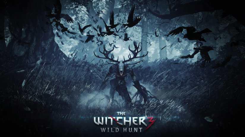 The Witcher 3: Wild Hunt 1080p Leshen Wallpaper