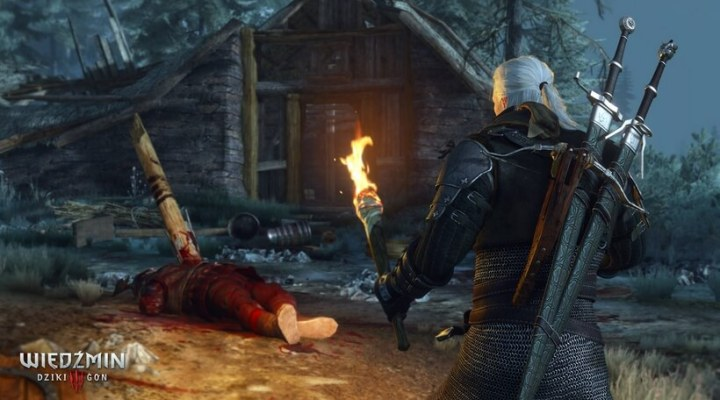 Witcher 3 Wild Hunt Expansions Screenshot
