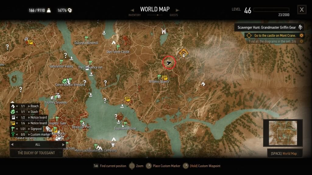 beauclair saddlebags map location