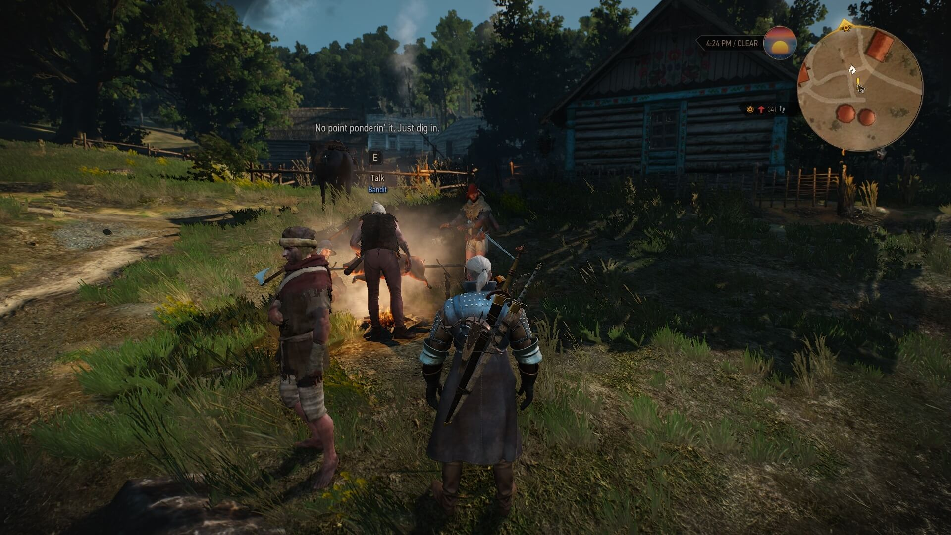Fool's Gold Quest Location   Witcher Hour