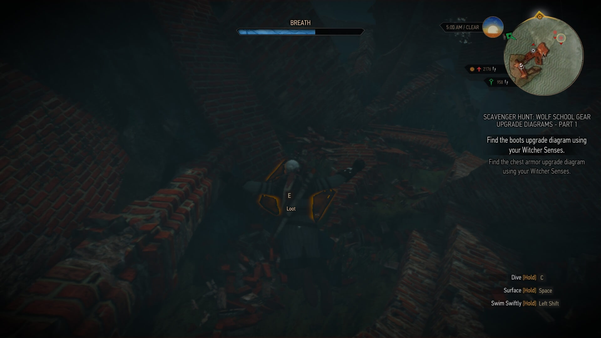 How to get the Wolf Witcher Gear   Witcher Hour - photo#11