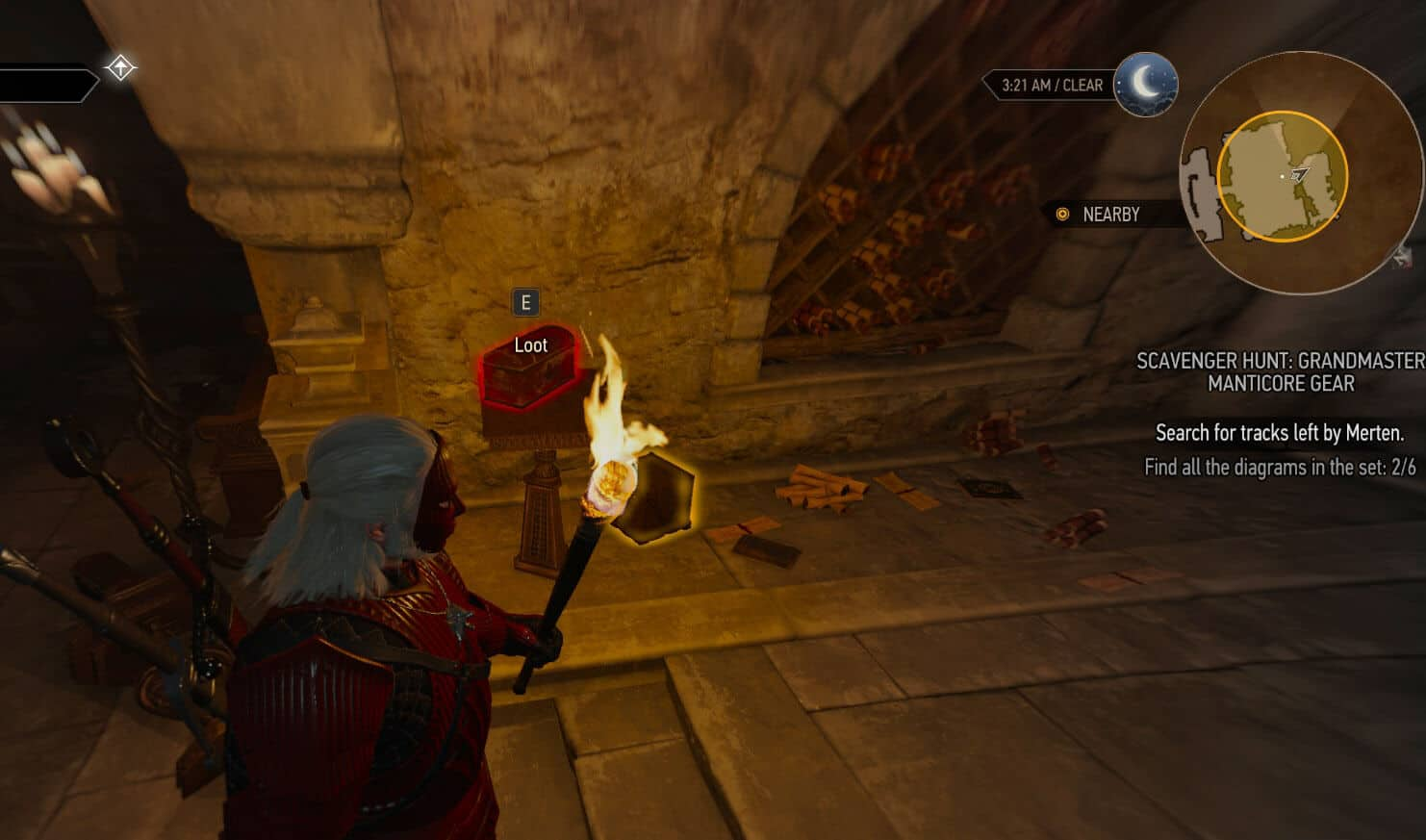 How to get Manticore Witcher Gear (Blood &Wine) | Witcher Hour