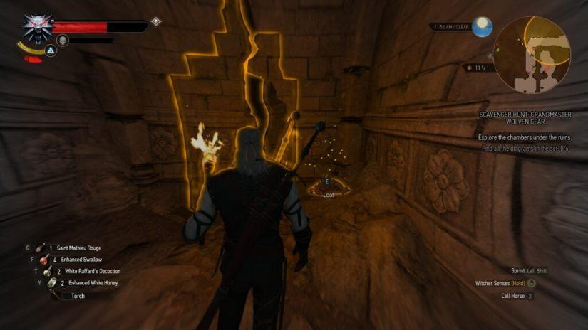 grandmaster wolven gear quest aard