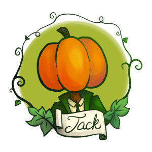 Jack the Pumpkinhead