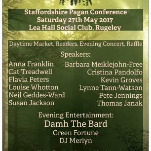 Staffordshire Pagan Conference