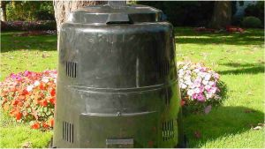Rodent Proof Composter