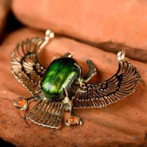Beautiful scarab jewelry available at Ka-Gold-Jewelry.com