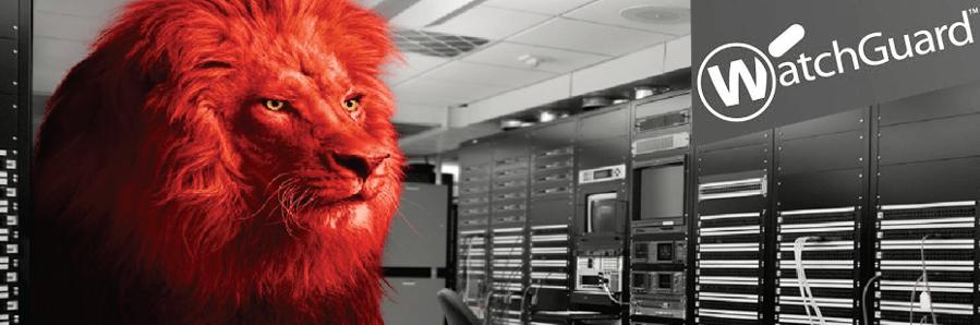 soluções de Firewall da WatchGuard