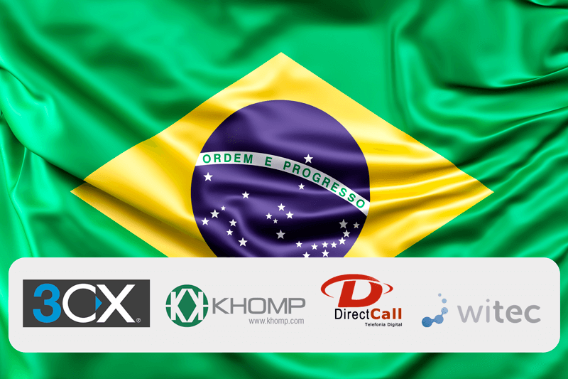Manual 3CX para Usuários e Administradores em Português