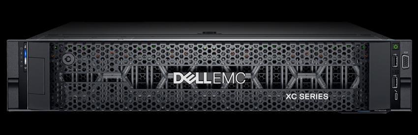 Dell EMC anuncia atualizações do portfólio da HCI no .NEXT