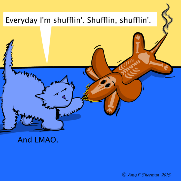Shufflin' Shufflin' xx