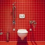 マンション驚きの水回り設計!トイレのペーパーホルダーに手が届かない!?