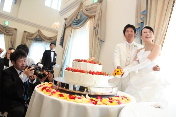 アニヴェルセル東京ベイ 結婚式ビデオ