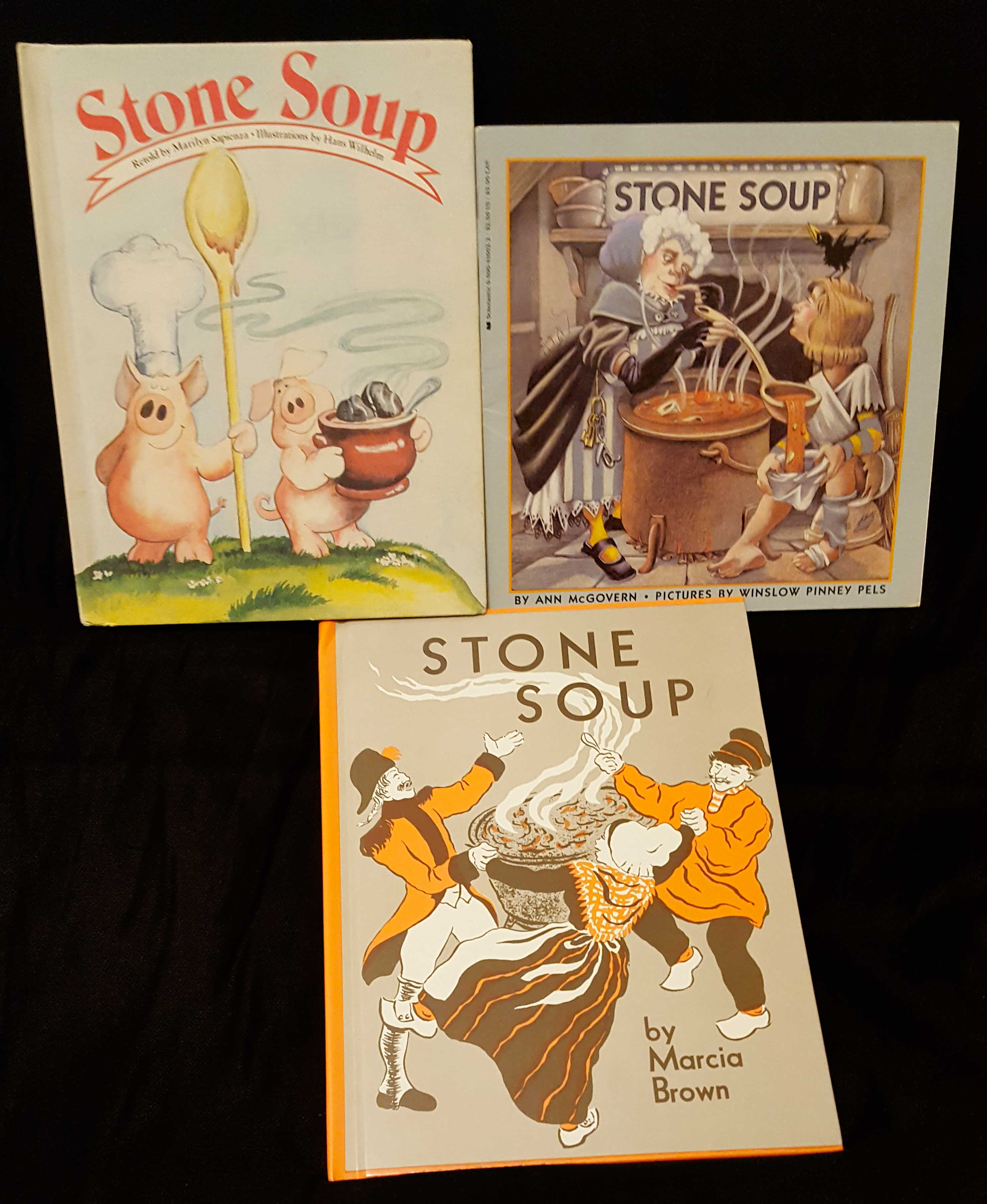 Stone Soup Withagoodbook