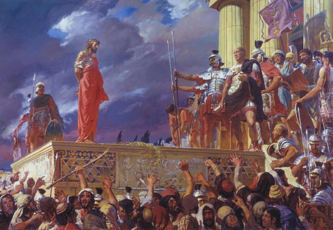 Ivan-glazunov-crucify-him