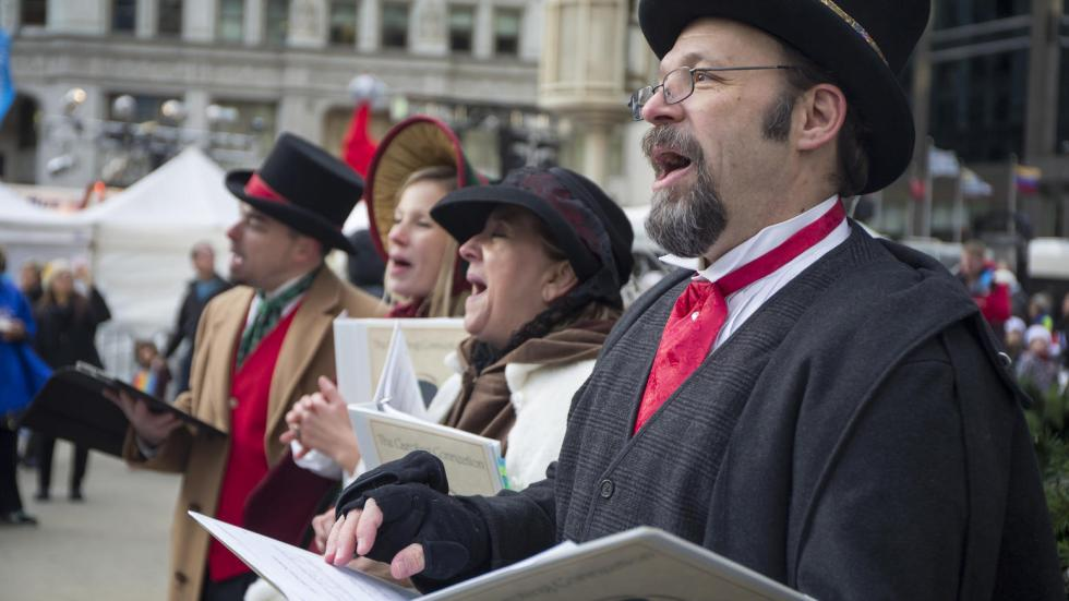 The Caroling Connection