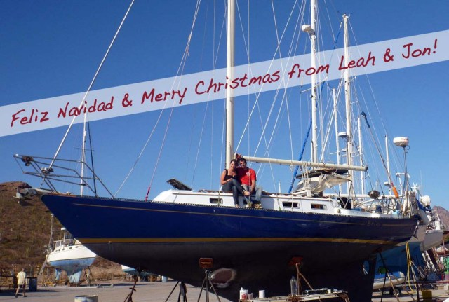 Merry Christmas 2012 from Brio in San Carlos, Mexico!