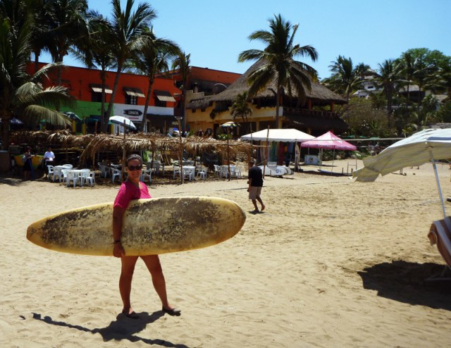Oh yeah, I'm a surfer-chick (wannabe :P)