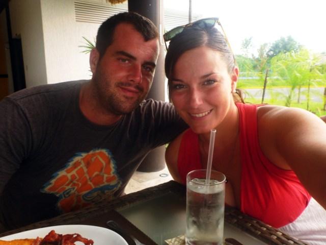 Happy faces! We're in Chiapas