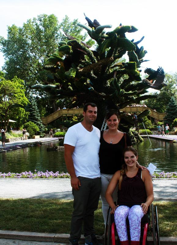 Botanical Gardens in Montreal