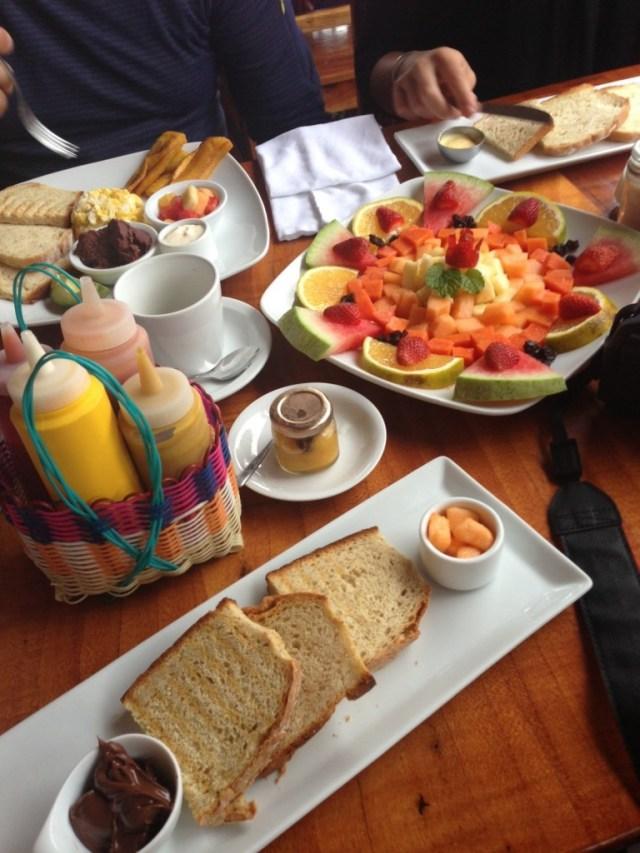 copan breakfast