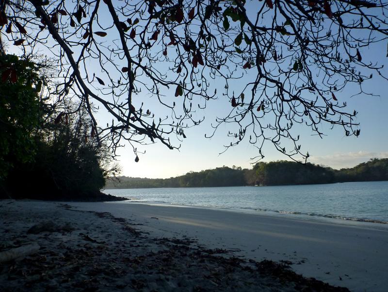 Sunset at Isla gamez