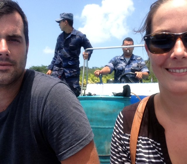 Big Corn Island's Port Captain