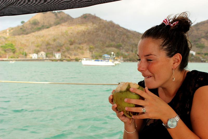 A last Providencia coconut