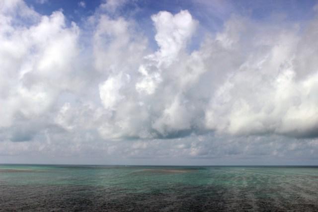 Florida Keys colours