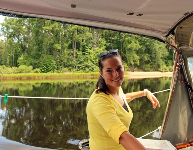 Cruising in Norfolk, Virginia