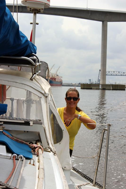 Cruising in Norfolk, Virginia - LMK