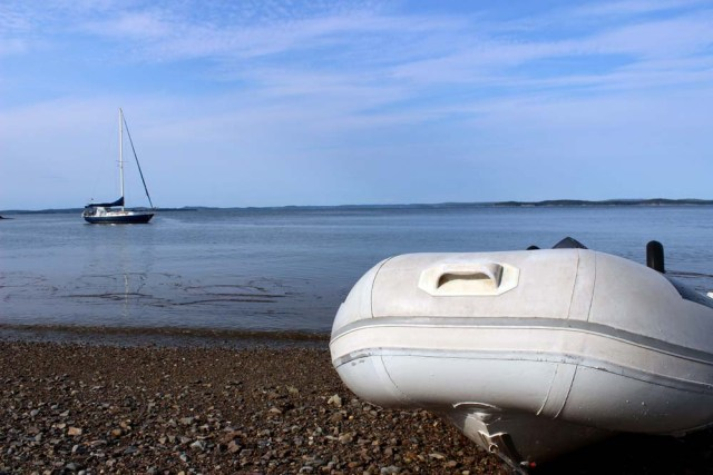 Butter Island, Penobscot Bay, Maine