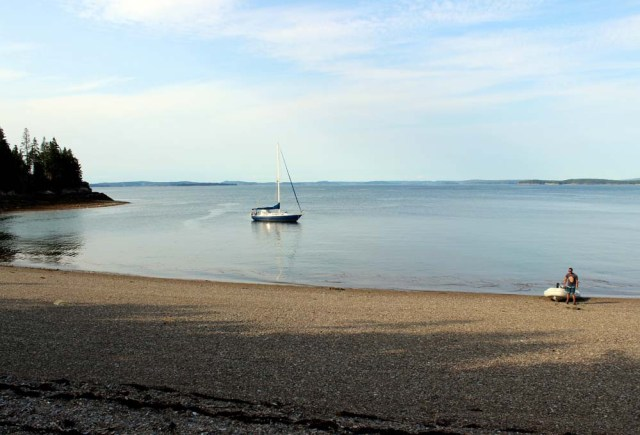 Butter Island, Penobscot Bay