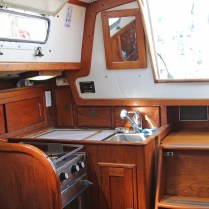 4 Galley Counters