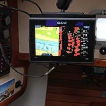 8 Electronics B&G Radar Chartplotter